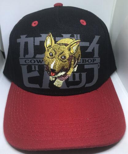 Cowboy Bebop Snapback Cap Hat Embroidered Logo
