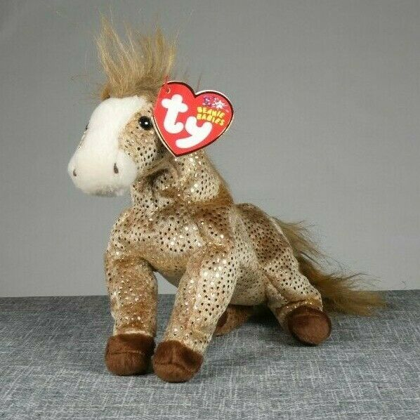 Filly Horse Ty Beanie Baby 2002