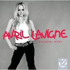 "AVRIL LAVIGNE ""12 MASTERS- THE ESSENTIAL MIXES"" CD NEU"