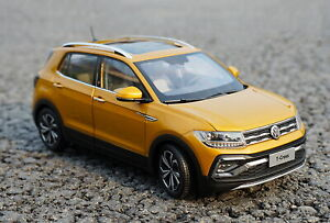 1-18-Scale-VW-Volkswagen-T-CROSS-SUV-DieCast-Car-Model-Toy-Collection