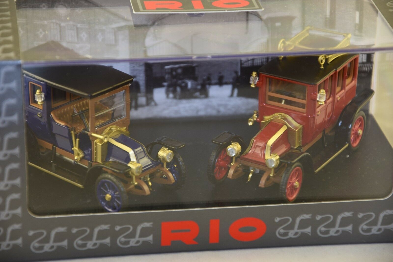 Rio RIO4456.D - Renault Tipo X AG 1  43