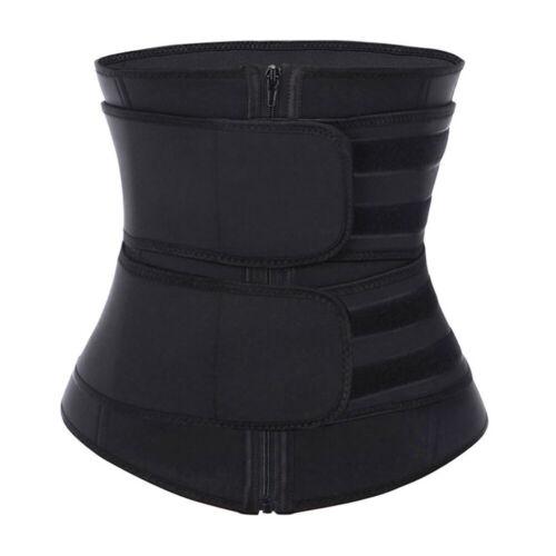 Women Waist Trainer Hot Neoprene Sweat Belts Tummy Control Slimming Body Shaper