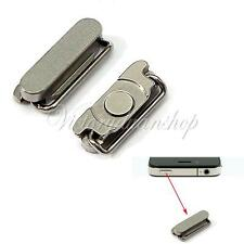 New Power On/Off Switch Sleep Button Lock Key Replacement Part for iPhone4 4S 4G