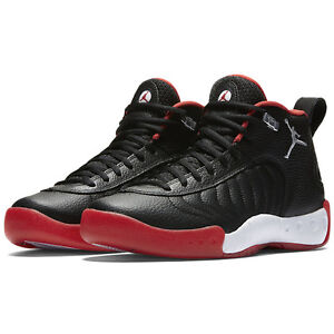La foto se está cargando Jordan-Jumpman-Pro-906876-001-Negro-Blanco-Rojo-