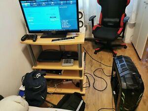 Arbeit-Gaming-PC-GEBRAUCHT-AMD-FX-8350-8-Core-GTX-770-KEINE-Festplatte
