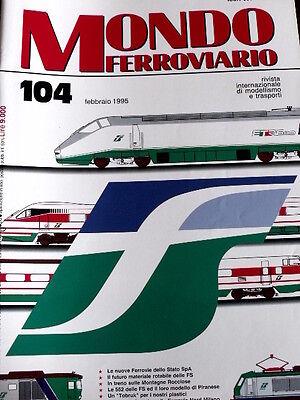 Mondo Ferroviario 173 2000 Museo loco vapore California