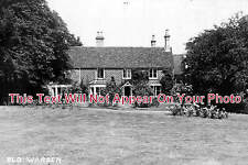BF 12 - House, Old Warden, Bedfordshire c1925 - 6x4 Photo