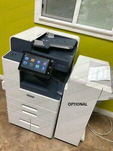 Details about Xerox AltaLink B8055 Monochrome Tabloid Copier Printer  Scanner Duplex 55PPM 25K