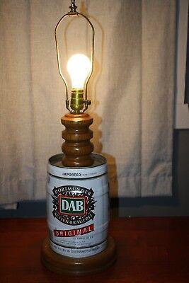 Vintage Dab German Beer Light Lamp Ebay