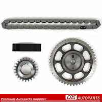 Fits Jeep Wrangler 94-98 4.0l Ohv L6 Vin s Timing Chain Kit