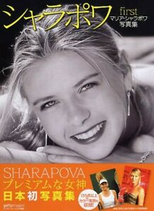 Maria-Sharapova-tennis-player-Female-first-Photo-Collection-Book