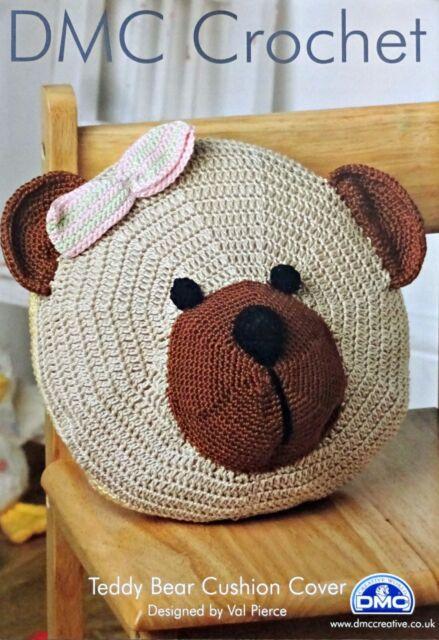 Hayfield Bears Crochet Pattern 4836 | 640x439