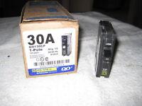 Square D 30 Amp Single Pole Breaker Brand Qo130