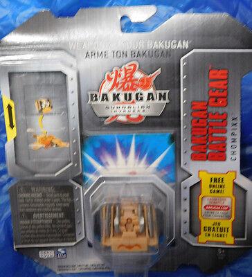 BAKUGAN Battle Brawlers Gundalian invaders Battle Gear BEAMBLITZER 120g