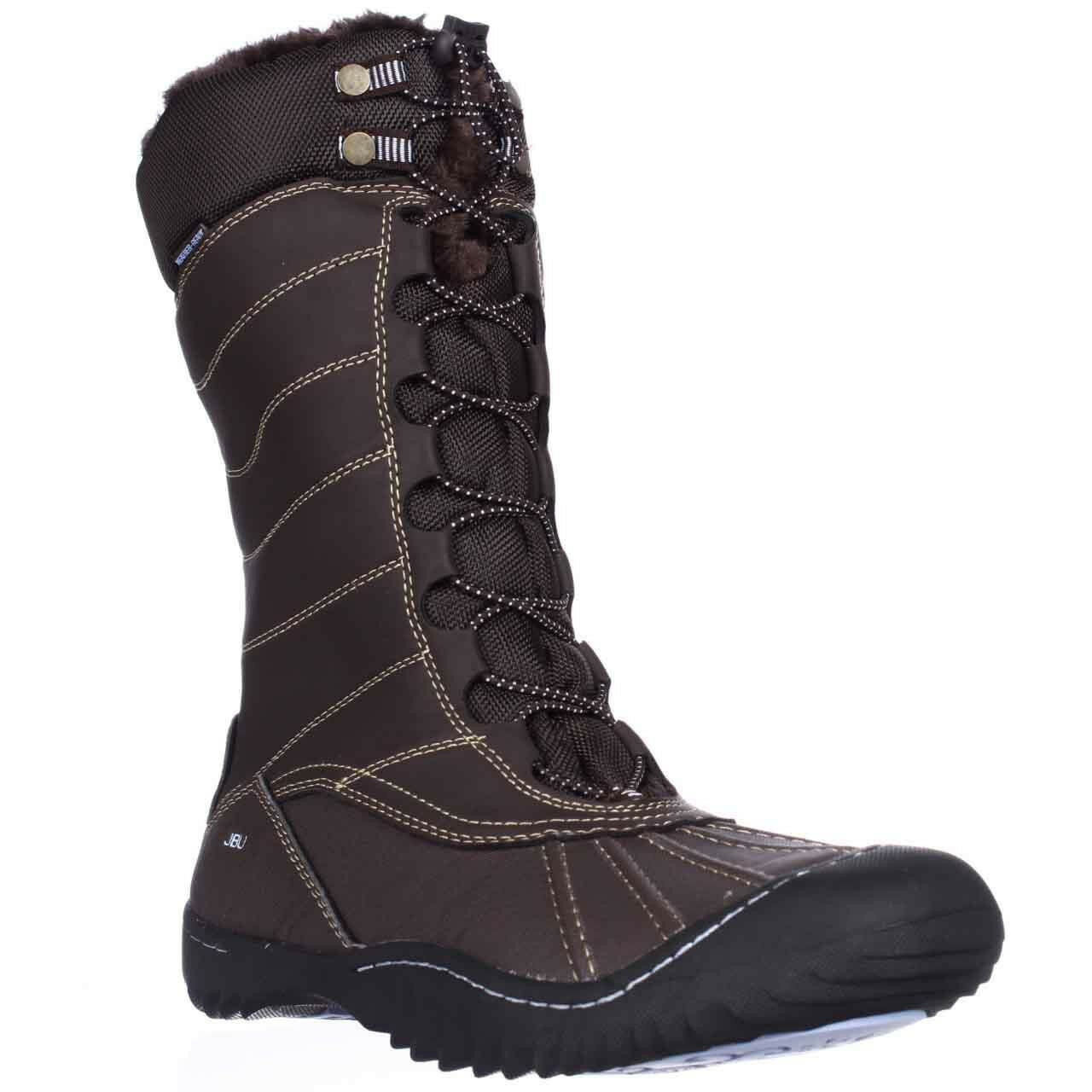 Jambu LONGVIEW Winter Snow Stiefel braun,6