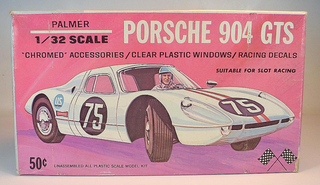 Palmer 1 32 Bausatz Kit Porsche 904 GTS in OVP  2801  | Beliebte Empfehlung