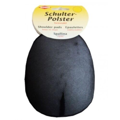 Kleiber Schulterpolster ohne Klett Raglan 13x11x2,5 cm schwarz  KL83487
