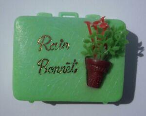 Vintage-1960s-Fuller-Brush-Rain-Bonnet-Doll-Suitcase