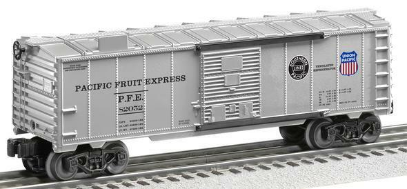 LIONEL  82052 82052 82052 Pacific Fruit Express Ice Boxcar b8bb54