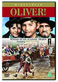 1 of 1 - Oliver! [DVD] [1968] Genuine UK DVD – UK Preowned – FAST DISPATCH