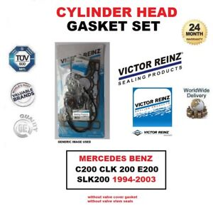 VICTOR-REINZ-Juego-de-junta-para-MERCEDES-BENZ-C200-CLK-200-E200-SLK200