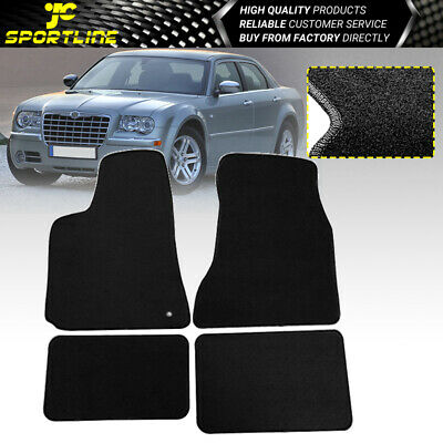Car Floor Mat For Chrysler 300 2005-2017 Non toxic and inodorous
