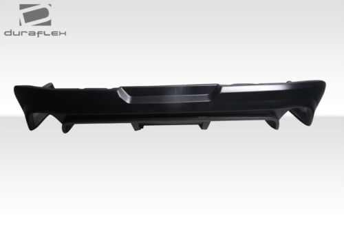 109592 10-12 Ford Mustang R500 Duraflex Rear Bumper Diffuser Body Kit!!