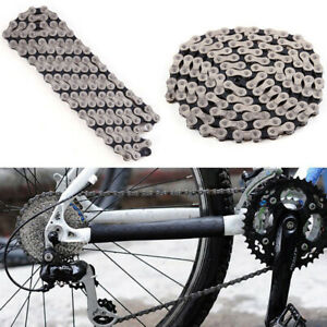Silver Shimano IG51 Steel Bicycle Chain 6//7//8 Speed Replace MTB Chain 116 links