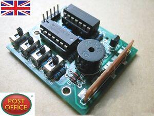 Details Sur 16 Musique Box 16 Sound Box Electronic Kit Diy Kits Avec Une Batterie Box Afficher Le Titre D Origine