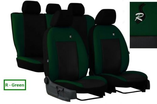 Eco-Leather Tailored Full Set Seat Covers for  JEEP COMPASS Mk3 2017 onwards