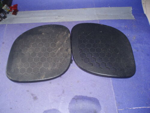 1998-2004 VAUXHALL ASTRA G MK4 SPEAKER COVER C x2 FAST DISPATCH CAR PART