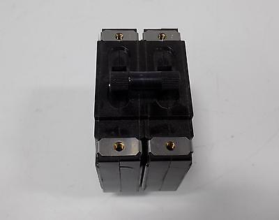 Heinemann CD1-A3-DU 240 volt 20 amp Horizontal Panel Mount Circuit Breaker