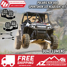 BAJA DESIGNS  Polaris RZR 800 Sportsmen LED Headlight Kit   FREE SHIPPING