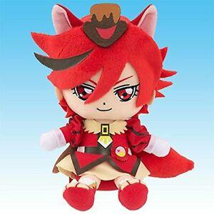 Bandai-Kirakira-PreCure-a-la-Mode-Cure-Friends-Plush-Cure-Chocolat-Stuffed-Toy
