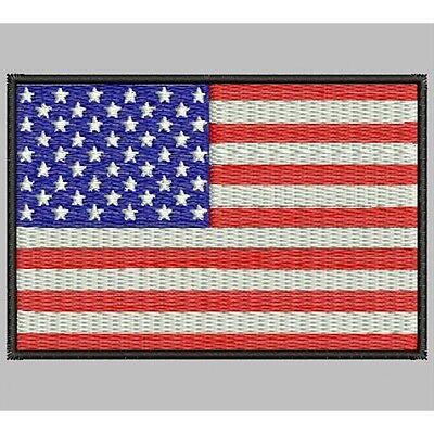 Parche bandera PATCH TURKMENISTAN 7x4,5cm bordado termoadhesivo nuevo