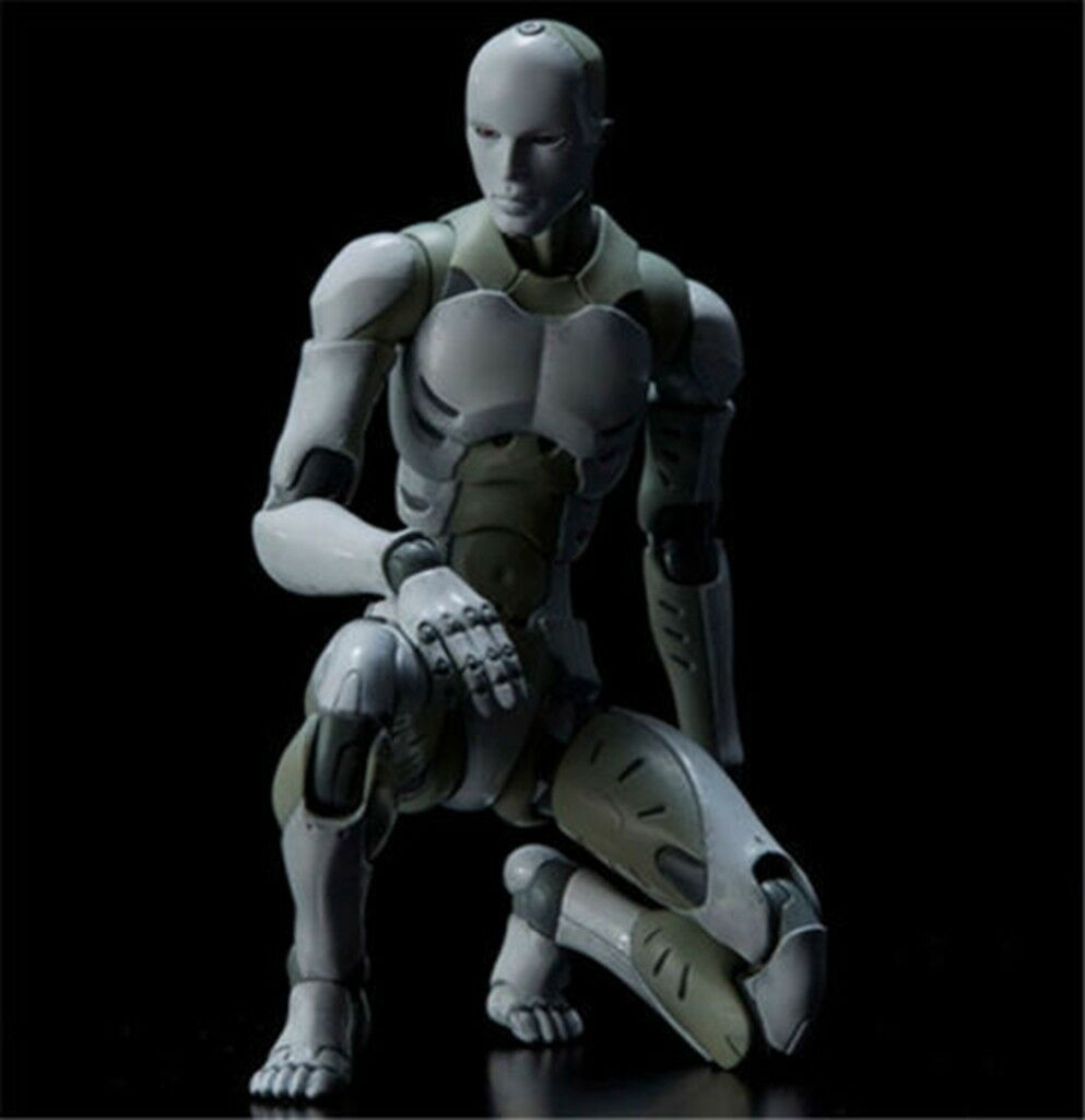 [PF] Heavy Industry Integrated Human Body His Body Movement Figure Figurine 1 6