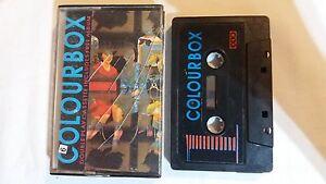 Colourbox 'Colourbox' Cassette