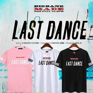 Kpop-Bigbang-G-Dragon-Tshirt-Made-The-Full-T-shirt-Unisex-TOP-Taeyang-Cotton-Tee