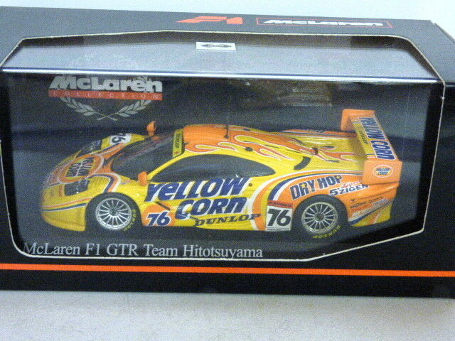 Minichamps McLaren F1 GTR Team Hitosuyama Japan GT Championship 2002 530224376
