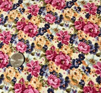"#6 Quilting//Sewing Fabric - Priced by the HALF yard /""Autumn Reflections/"""