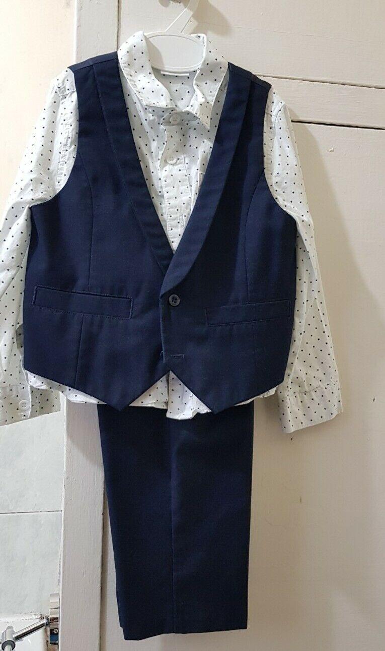 Boys 3 piece suit, ladybird from littlewoods