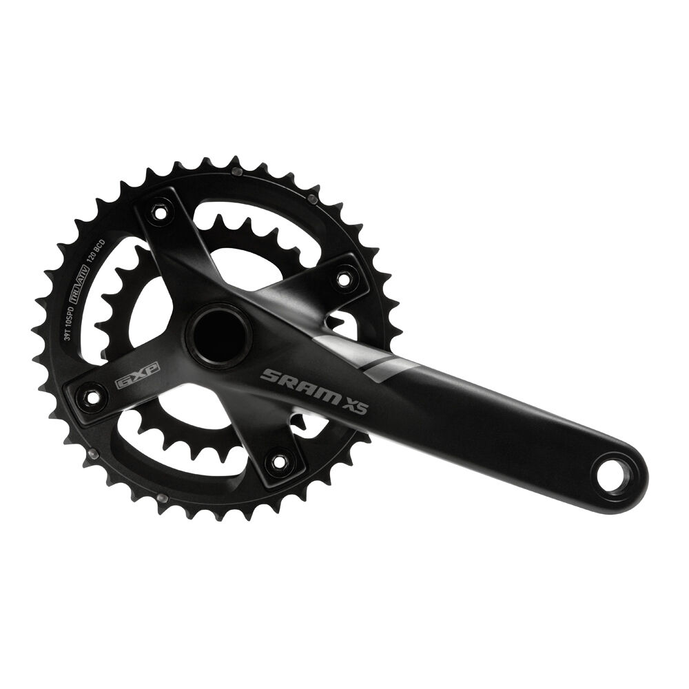 Guarnitura doppia MTB Sram X5 2x10 mountain bike crankset double 175 39 26