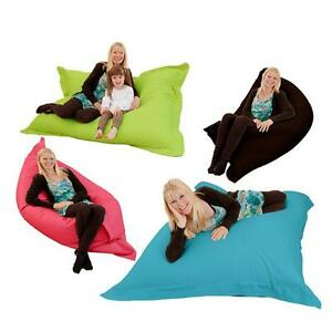 Image Is Loading Giant Xl Indoor Bean Bag 4 In 1
