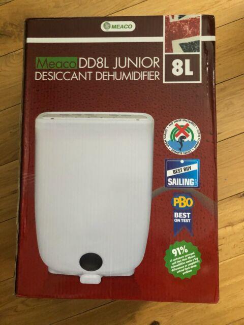 Meaco DD8L Junior Desiccant Dehumidifier