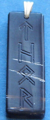 Wasserbüffelhorn Amulett Runenamulett Thor