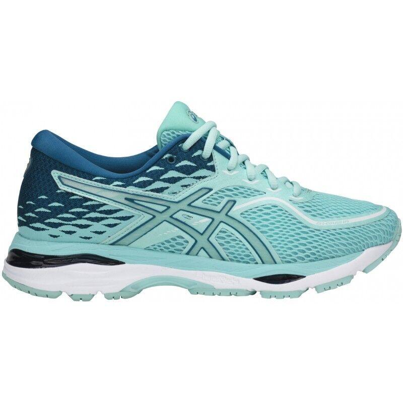 **Authentic** Asics Gel Cumulus 19 Womens Running Shoes (B) (8888)