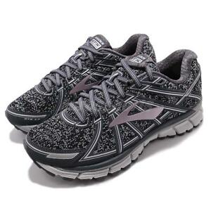 c73e9f8515c Brooks Adrenaline GTS 17 Metallic Charcoal Black Rose Women Running ...