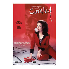 Curdled . Quentin Tarantino . Angela Jones . William Baldwin . DVD . NEU . OVP