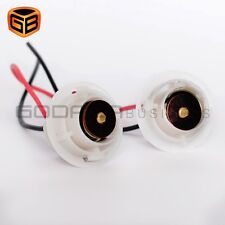 2x S25 ba15s single lamp socket Heat Resistance bulb light tail and side lamp