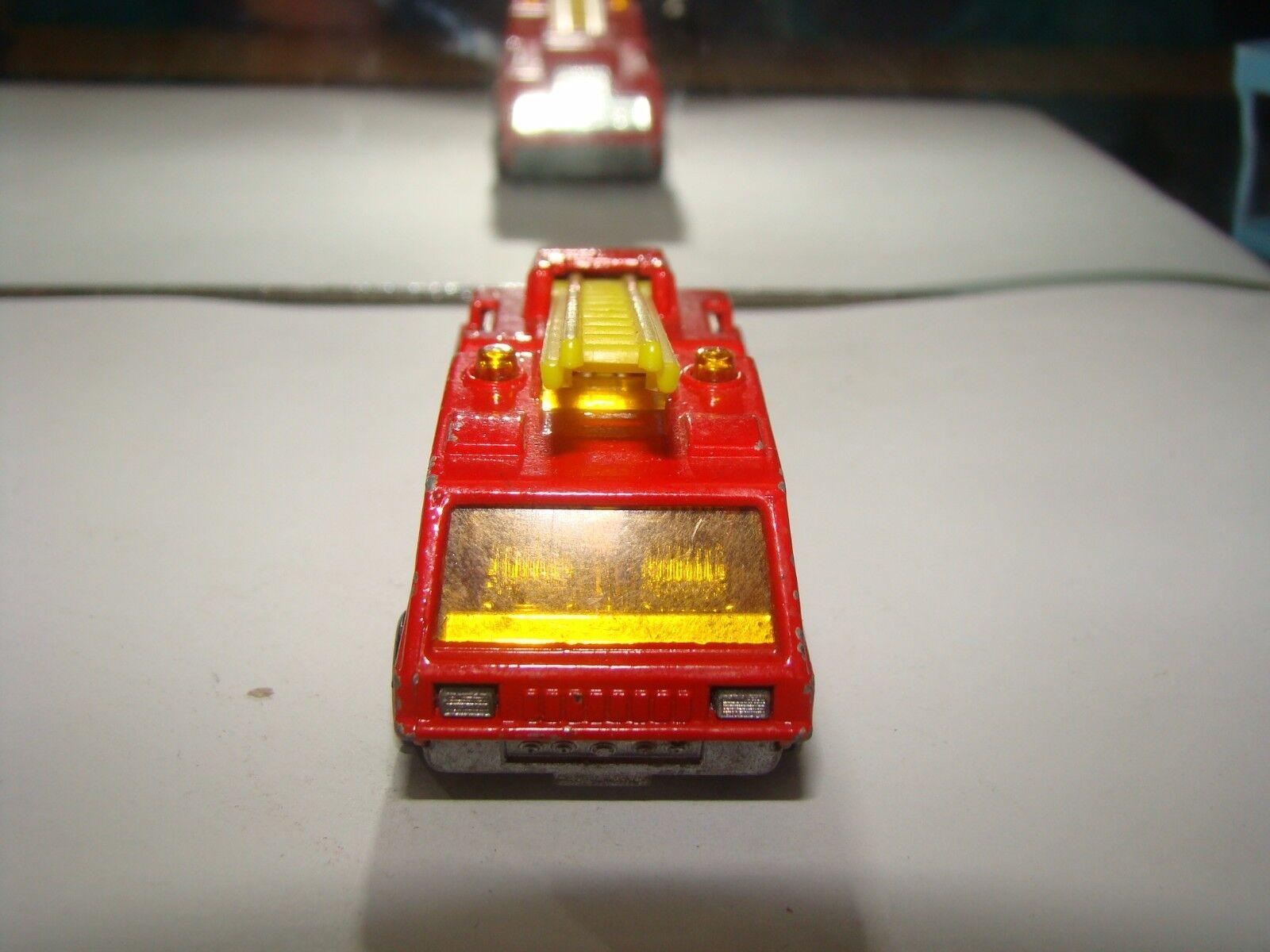 Imbrima inbrima Matchbox 22 Blaze Buster B177